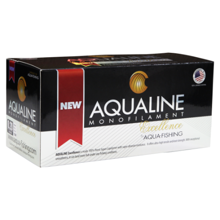 Conjunto de Linhas AQUAFISHING Mono Excellence 0,50mm/40Lb