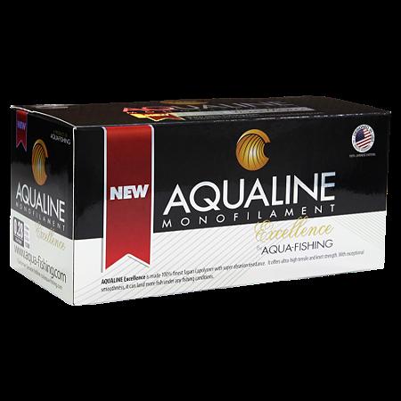 Conjunto De Linhas Aquafisnhig Mono Excellence 0,55mm/47Lb