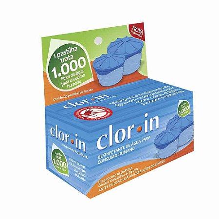 Desinfetante Clorin De Água 1000