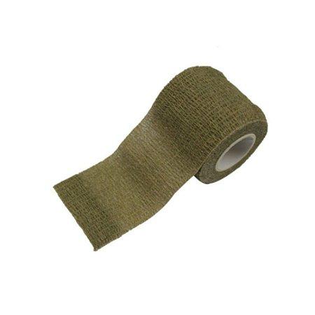 Fita Adesiva Nautika Para Armas Tático Camo Tape Verde Oliva