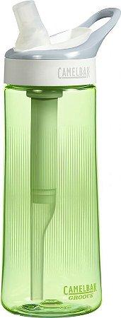 Garrafa CamelBak Groove 0,6 L Verde