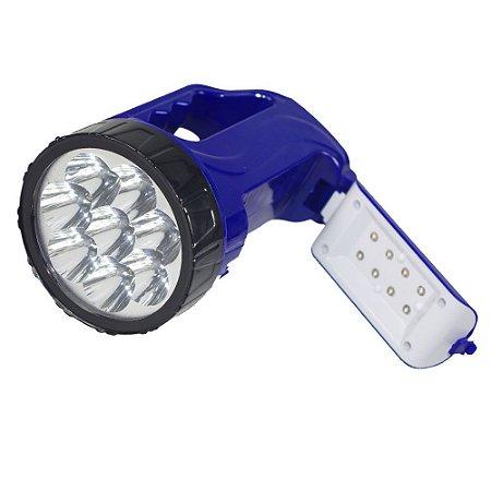 Lanterna E Lampião Nautika Recarregável Senior
