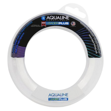 Linha de Pesca Leader Aquafishing Plus 0,80mm/80Lb/60m