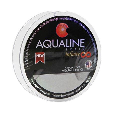 Linha Aquafishing Multi Infinity 0,33mm/30Lb/150m