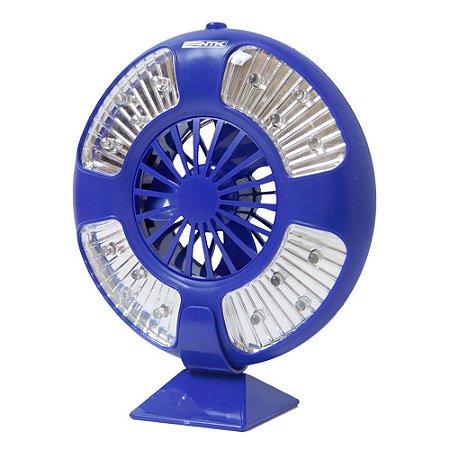 Luminária e Ventilador Nautika Fan