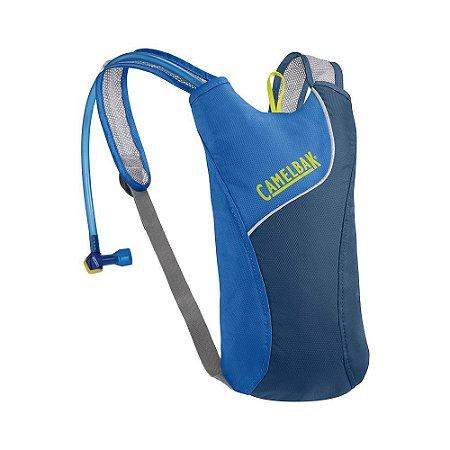 Mochila CamelBak De Hidratação Skeeter 1,5L Azul