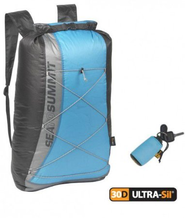 Mochila Sea to Summit Ultra Sil Dry Daypack Azul