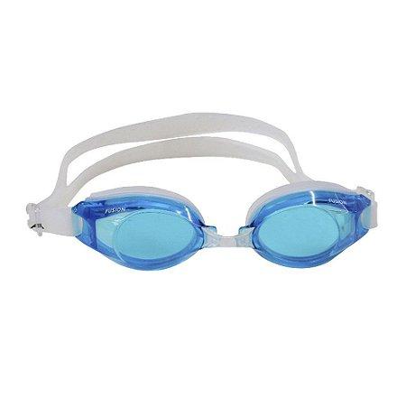 Óculos Nautika de Natação Fusion Azul Claro
