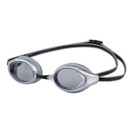 Óculos Nautika De Natação Zoop Prata