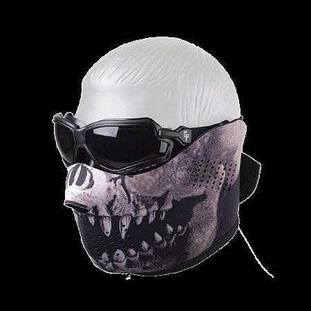 Óculos e Máscara para Airsoft CROSMAN