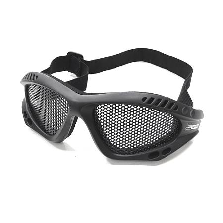 Óculos Nautika Tático para Airsoft Kobra Preto