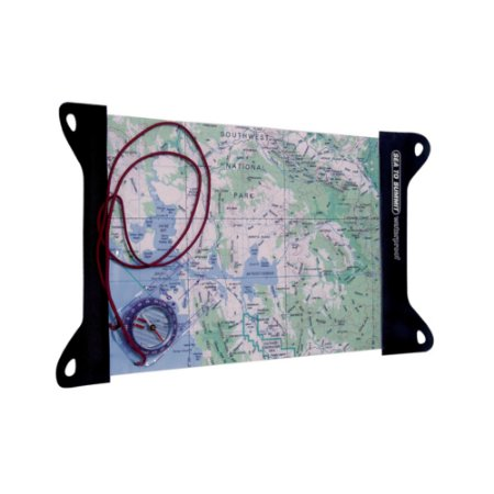 Porta Mapa SEA TO SUMMIT Guide Tpu S - Pequeno