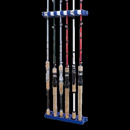 Suporte Aquafishing Para Varas Rod Rack