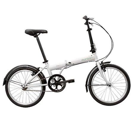 Bicicleta Durban Dobravel Bay 1 Branco