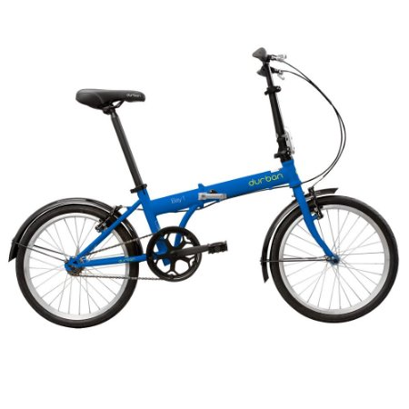Bicicleta Durban Dobravel Bay 1 Azul