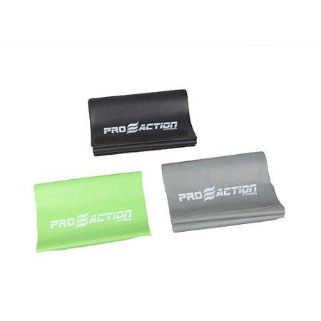 Kit Faixa Elástica Proaction Látex