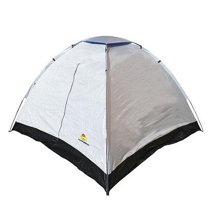 Barraca de Camping Guepardo para 3 Pessoas Atena