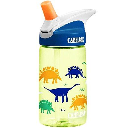 Garrafa CamelBak Eddy Kids 0,4 Dinossauro