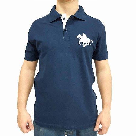 Camisa Polo RG518 Piquet Básica