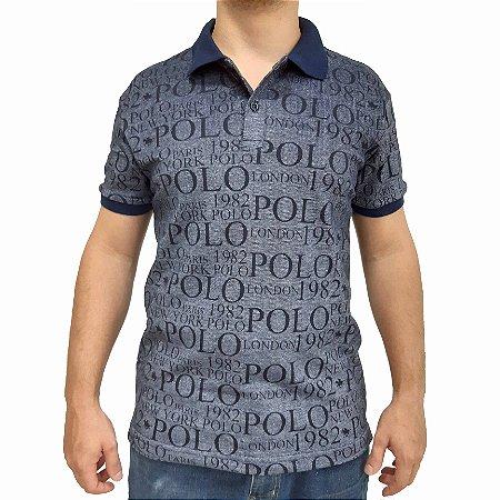 Camisa Polo RG518 Piquet