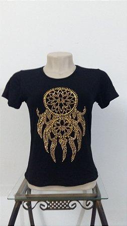 Camiseta com Brilho
