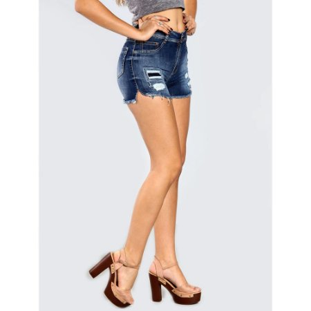 Shorts Jeans Feminino Hot Pant