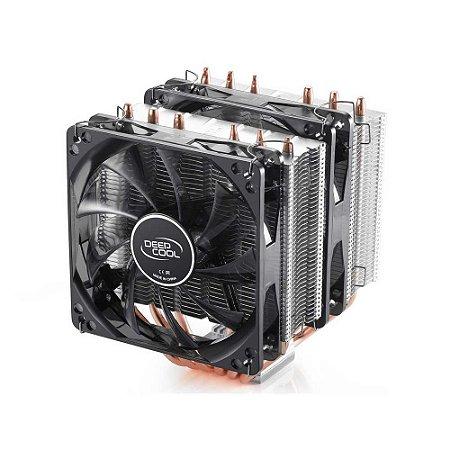 Cooler Para Processador Deepcool Neptwin V2 - DP-MCH6-NT-NTAM4