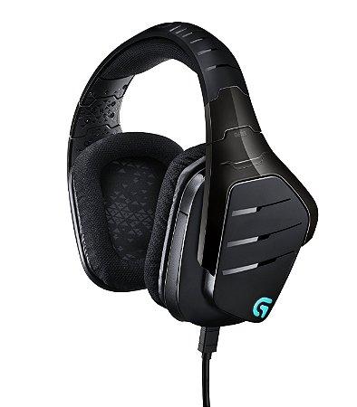 Headset Gamer LOGITECH G633 (981-000604)