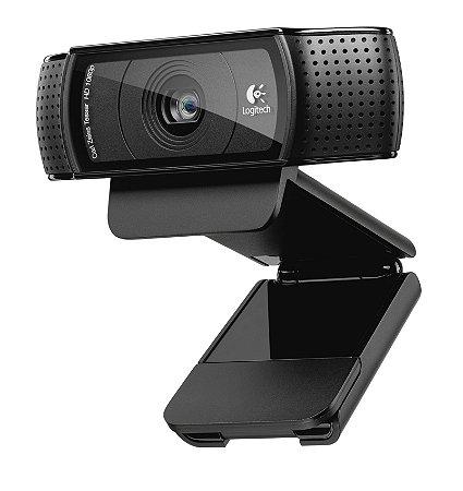 Webcam HD PRO 1080P LOGITECH C920 (960-000764)