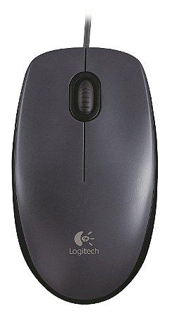 Mouse Optico Logitech USB M100 910-003241