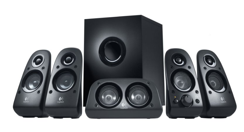 Home Theather 5.1 Z506 Logitech 980-000431