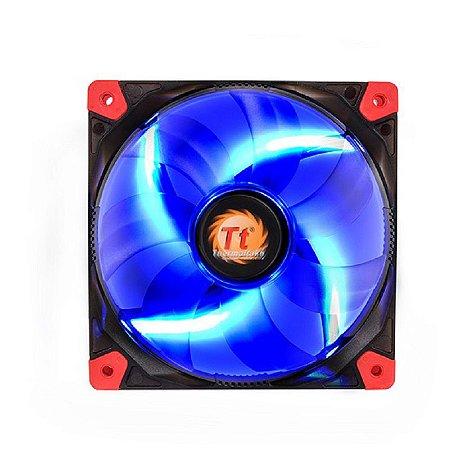 Case Fan Thermaltake Luna 12 Preto com Led Azul 1200RPM - CL-F009-PL12BU-A