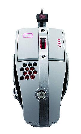 Mouse Gamer Thermaltake TteSports Level 10M Branco - MO-LTM009DTJ