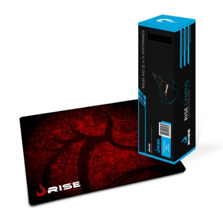 Mousepad Rise Gaming HELL C - RG-MP-00-HL