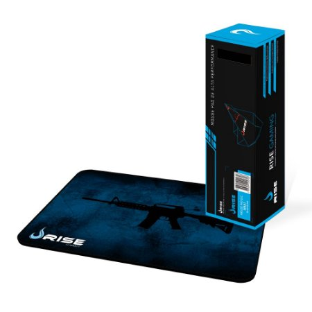 MousePad Rise Gaming M4A1 Grande COSTURADO - RG-MP-05-M4A