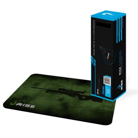 MousePad RiseMode Gaming SNIPER Médio - RG-MP-04-SNP