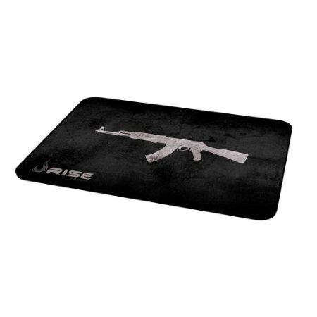 MousePad Rise Gaming AK47 Medio COSTURADO - RG-MP-04-AK