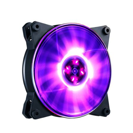 Case Fan Cooler Master - MasterFan PRO 120 Air Balance RGB (MFY-B2DN-13NPC-R1)