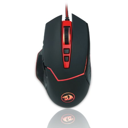 Mouse Gamer Redragon INSPIRIT - M907