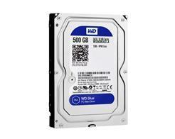 HDD WD P/ DESKTOP *BLUE* 500 GB - WD5000AZLX (NACIONAL)
