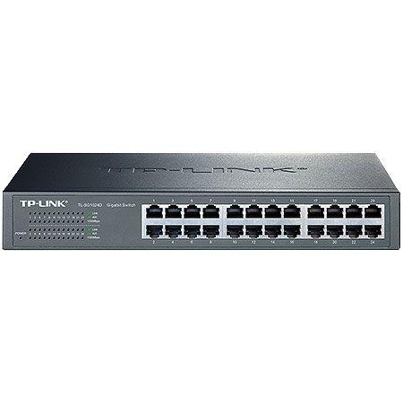 Switch 24 Portas Tp-Link GIGABIT - TL-SG1024D
