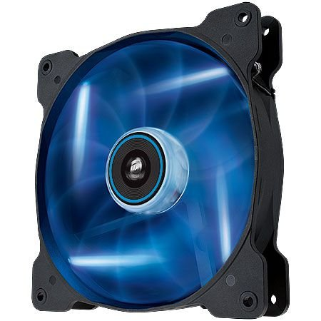 Casa Fan Corsair AIR SERIES AF140 QUIET EDITION LED AZUL  140MMx25MM CO-9050017-BLED