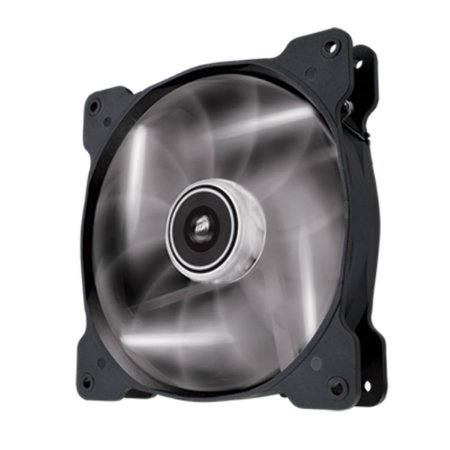 Case Fan Corsair AIR SERIES AF140 QUIET EDITION LED BRANCO 140MM X 25MM CO-9050017-WLED