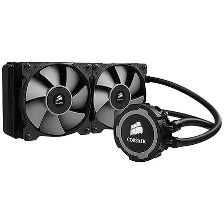 Water Cooler Corsair HYDRO SERIES - H105 - RADIADOR 240MM EXTREME PERFORMANCE