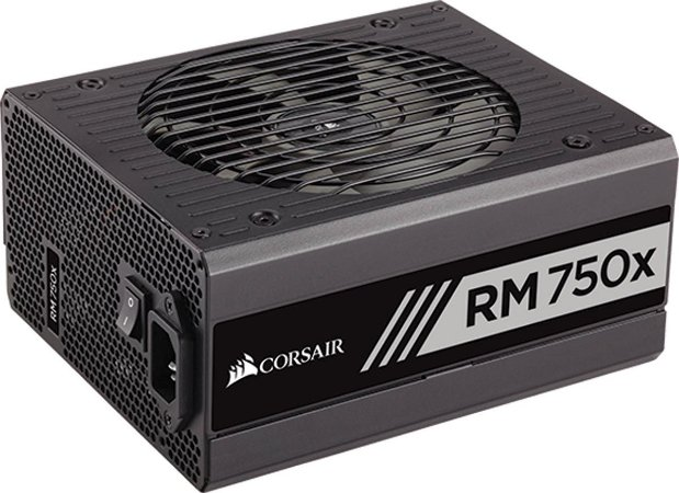 Fonte Corsair ATX 750W RM750X FULL-MODULAR 80PLUS GOLD