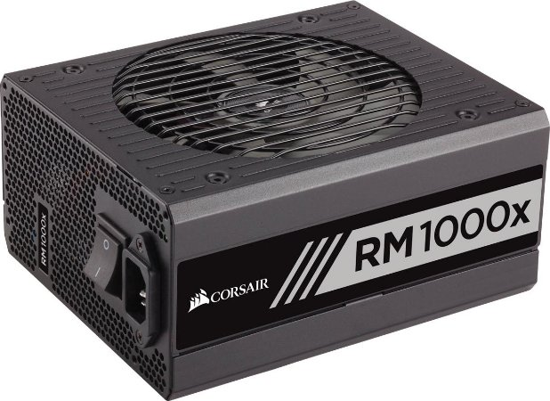 Fonte Corsair ATX 1000W RM1000X FULL-MODULAR 80PLUS GOLD