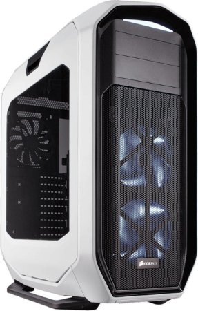 Gabinete Corsair FULL-TOWER BRANCO GRAPHITE SERIES 780T