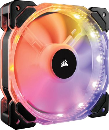 Case Fan Corsair HD120 120MM COM LED RGB PWM