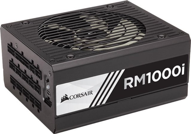 Fonte Corsair ATX 1000W RM1000I 80PLUS GOLD