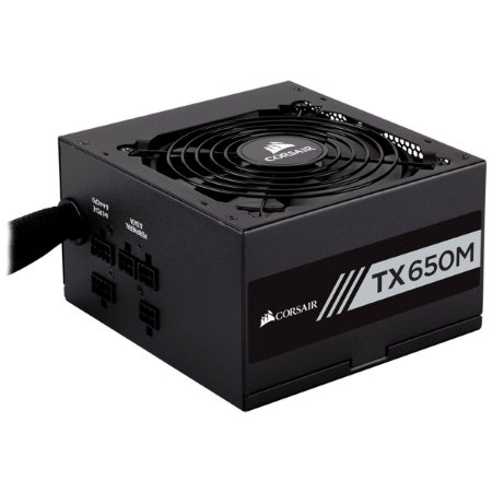 Fonte Corsair ATX 650W TX650M 80 PLUS GOLD CP-9020132-WW
